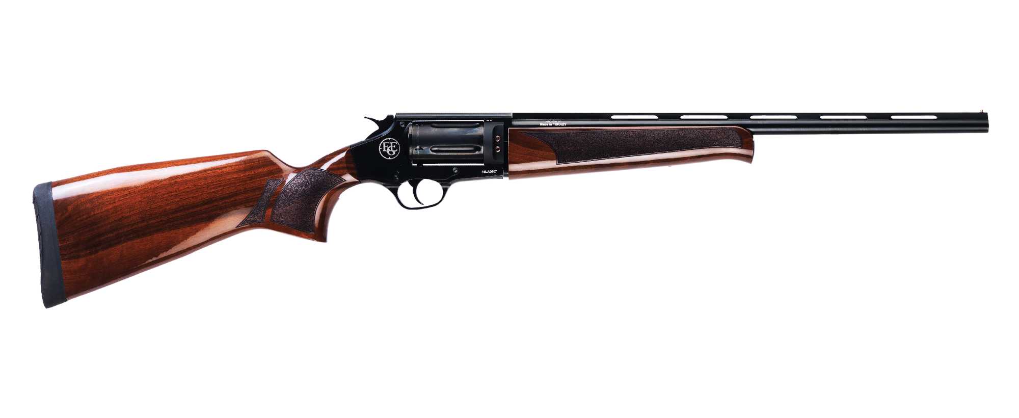 "E 25 WALNUT .410 CAL. / 3"" - 76 mm"